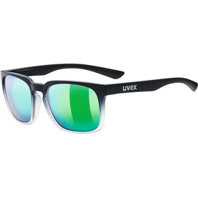 UVEX LGL 35 Colorvision Bike Glasses green/black